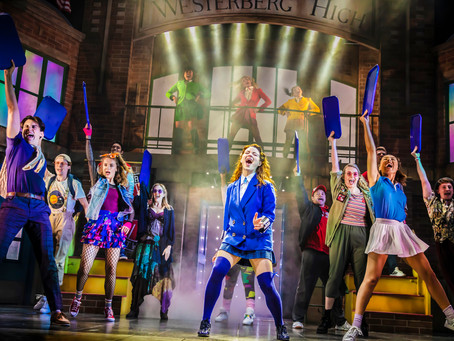 First Look: Heathers the Musical Returns to The West End