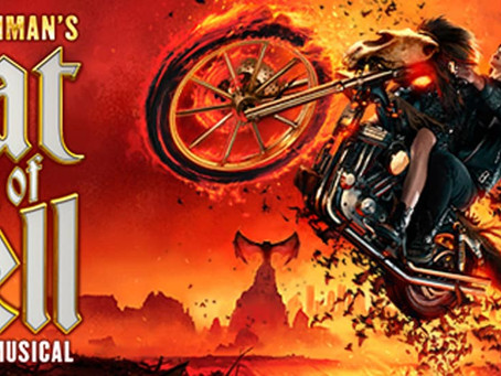 Bat Out Of Hell Is Back!