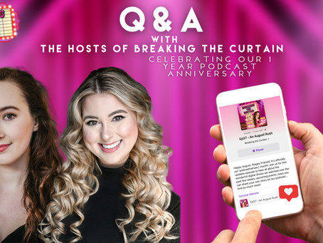 Q&A With The Hosts of Breaking The Curtain