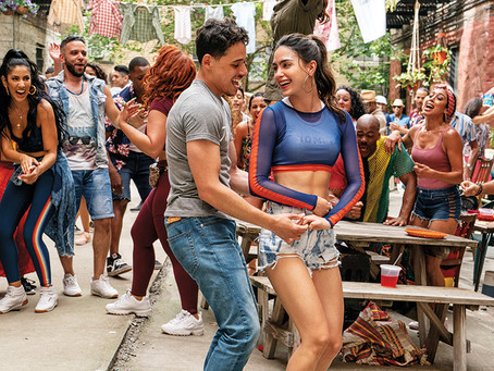 The In The Heights Movie is 'Too Darn Hot'!