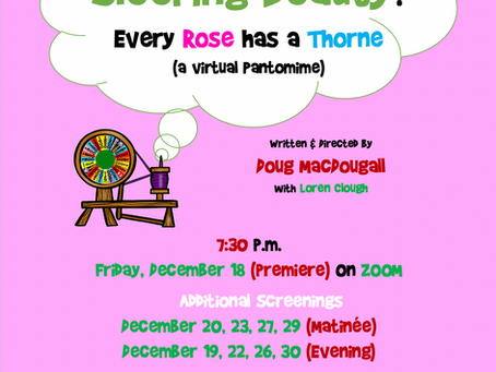 Sleeping Beauty: Every Rose Has A Thorne - A Virtual Pantomime