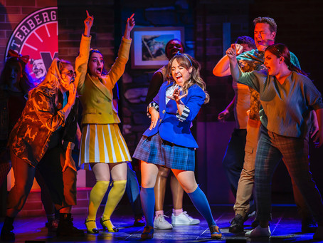 First Look: Production Photos Released For The UK and Ireland Tour of Heathers the Musical