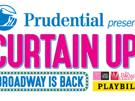 Curtain Up! Festival Announces 22 Star Studded Events Live In Times Square This September