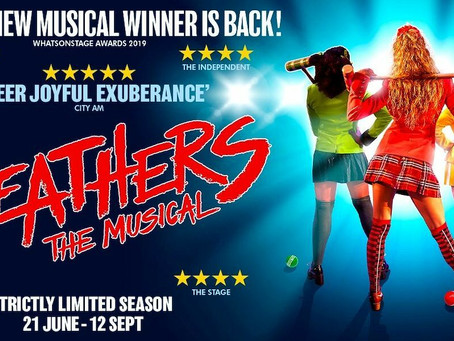 How VERY: Heathers Takes Over The U.K for 2021