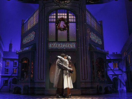 Stagey Sweethearts: My Favourite Musical Theatre Couples