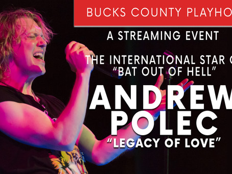 Andrew Polec's Legacy Of Love Makes Its Digital Debut
