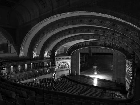 Halloween Special: Haunted Theatres