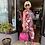 Thumbnail: Lily Pink Jumpsuit