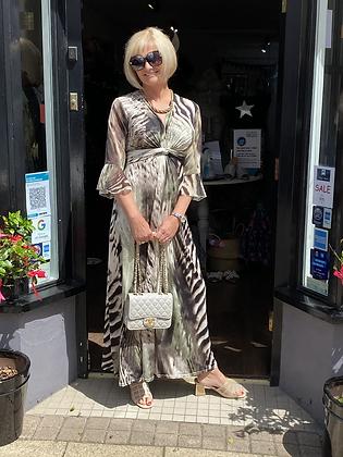 Gina Couture Maxi Dress