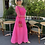 Thumbnail: Couture Marola Fuchsia Pink Maxi Dress