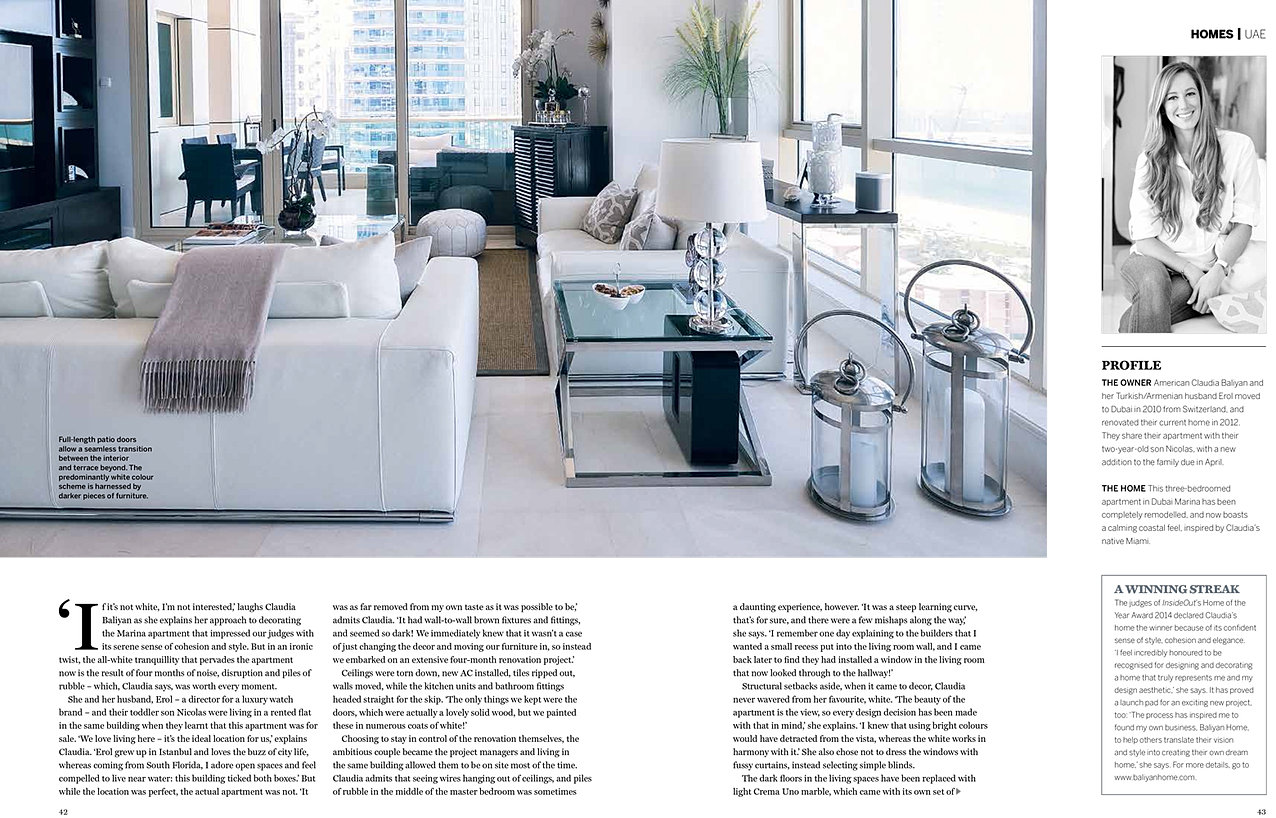 Pages From Claudias Home Feature 3