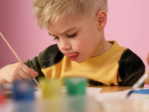 Ideas para potenciar la concentración de tus hijos.
