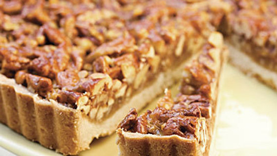 Pecan Walnut Tart