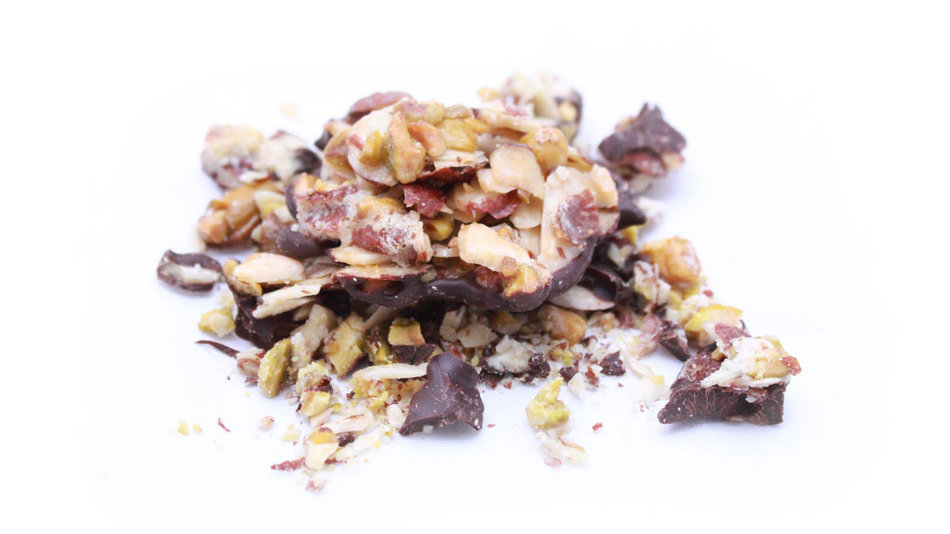 Pistachio & Almond Crunch