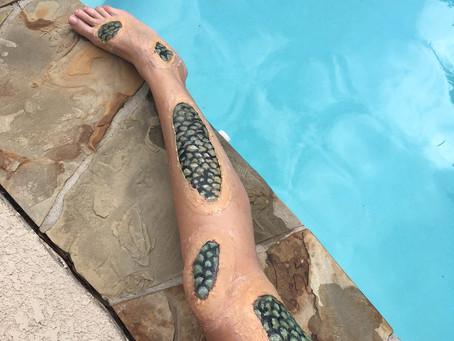 Mermaid Summer/L'Été en tant que Sirène