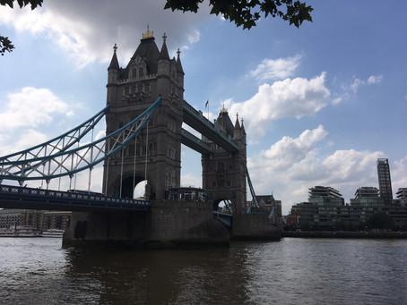 London Bridge/ Le pont de Londres