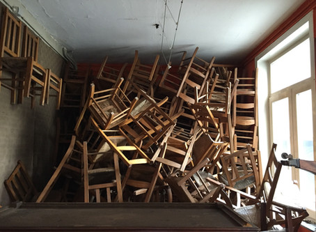 The Chairs /Les Chaises