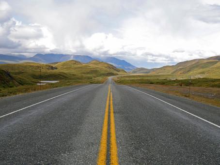 The Road Ahead/ La Route Tout Droit