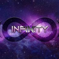 DJ Infinity Logo Splash Screen