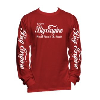Enjoy Big Engine - Long Sleeve