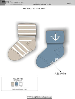 Deep Fashion Socks  (27)
