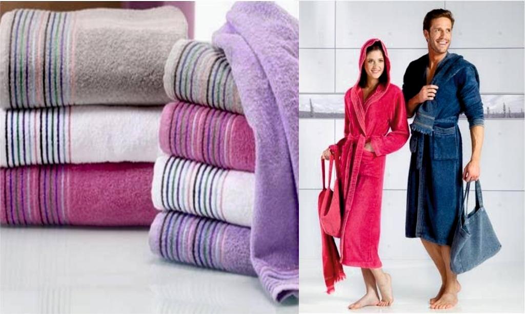 Bathrobes / Towels