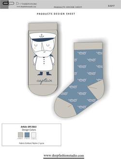 Deep Fashion Socks  (8)
