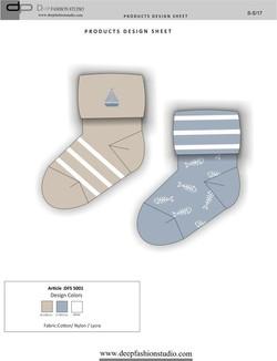 Deep Fashion Socks  (11)