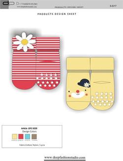 Deep Fashion Socks  (26)