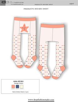 Deep Fashion Socks  (22)