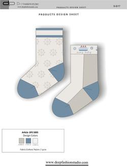 Deep Fashion Socks  (21)