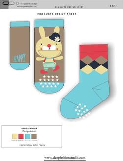 Deep Fashion Socks  (23)