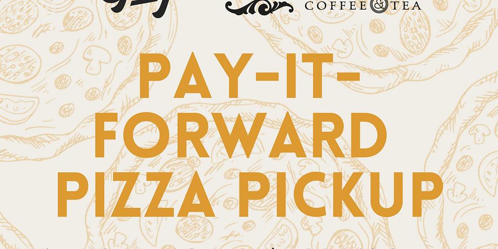 Pay-It-Forward Pizza Pickup