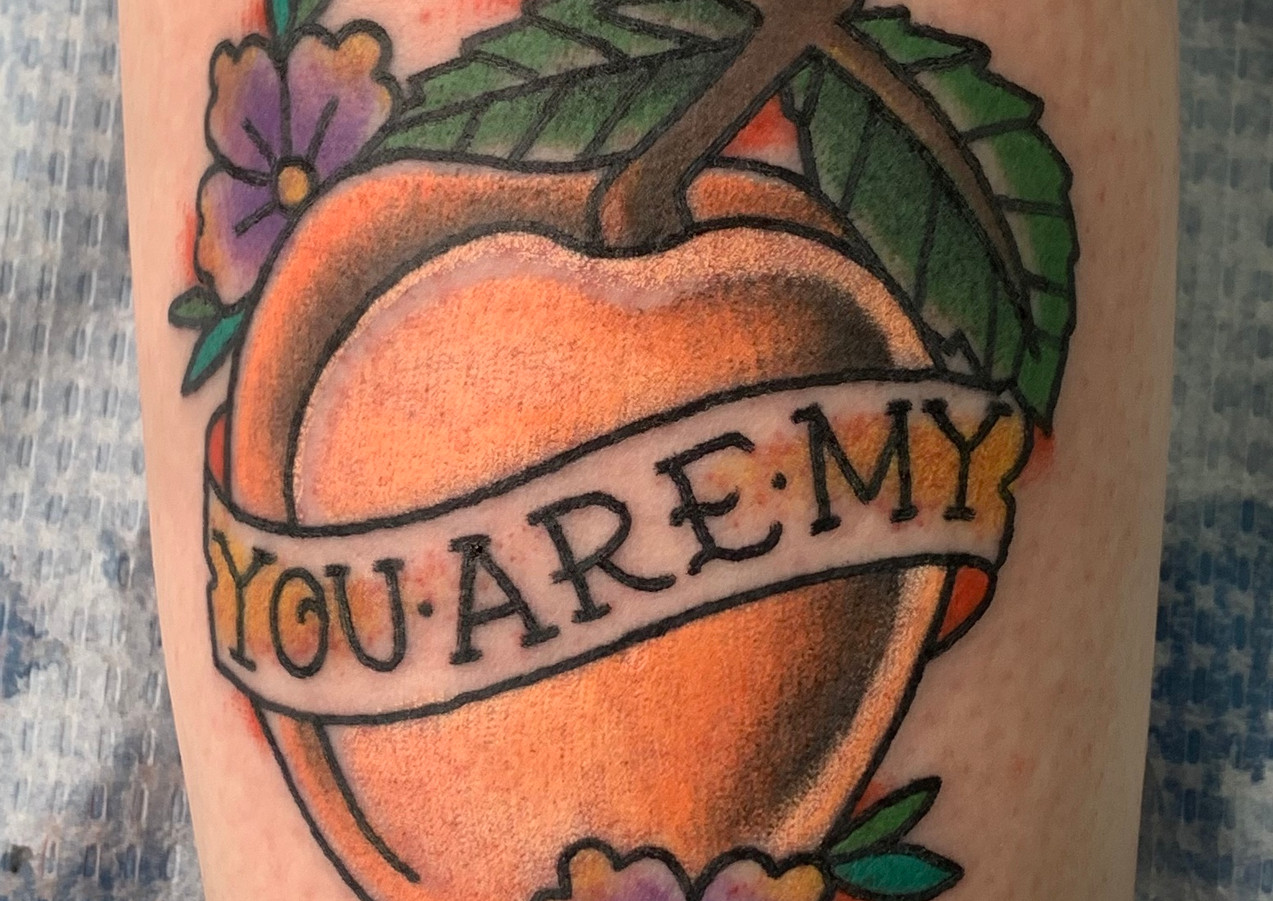 Fruit Tattoo