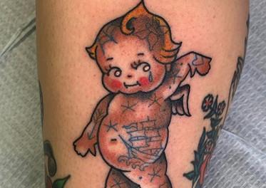 Tattooed Kewpie
