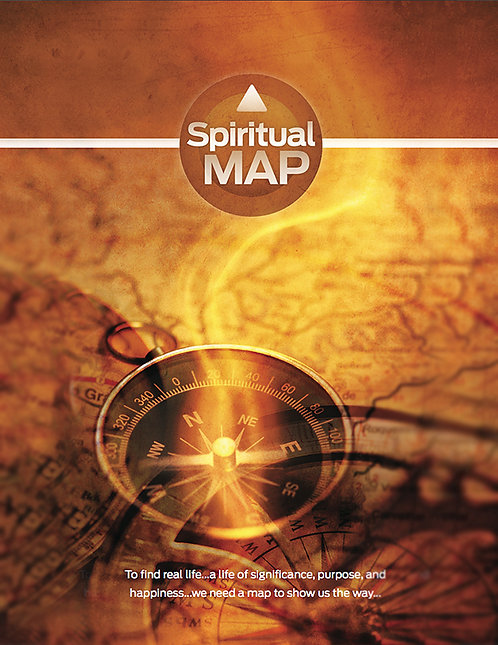 The Spiritual Map - Download this Witnessing tool