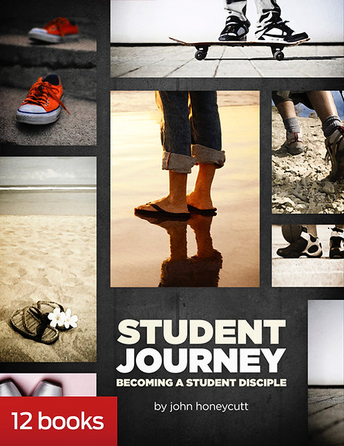 12 Student Journey - free shipping