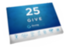 25 Ways to Give
