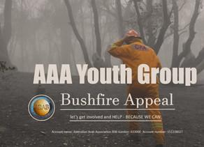 AAA Youth - Australian Bushfire Fundraiser