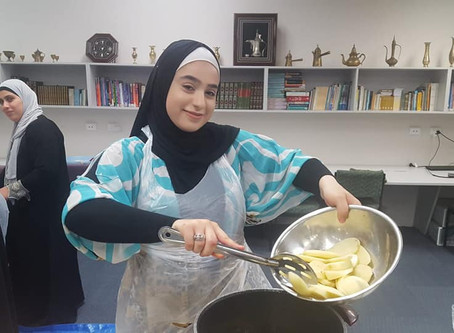 AAA Cooking Competition