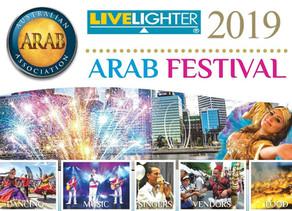 Arab Festival 2019 - Live Lighter