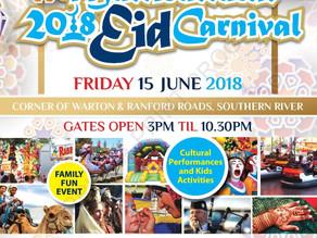 LIVELIGHTER Multicultural Eid Carnival