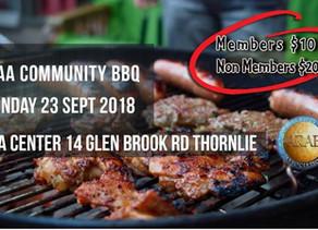 AAA Community BBQ