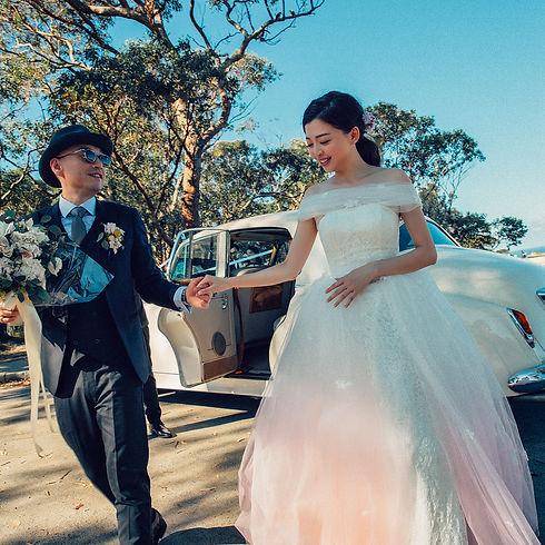 悉尼婚礼摄影Sydney wedding photography