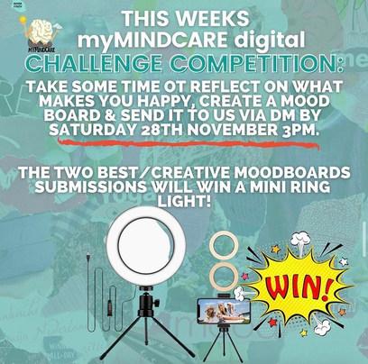 myMindCare Challenge (Week5)