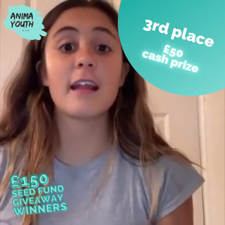 Seed Funding Prize Giveaway