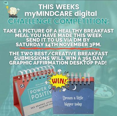 myMindCare Challenge (Week 4)