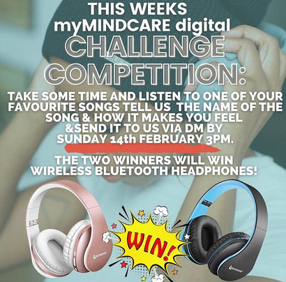 myMindCare Challenge (Week 9)