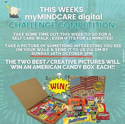 myMindCare Challenge (Week 1)