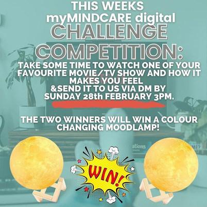 myMindCare Challenge (Week 10)